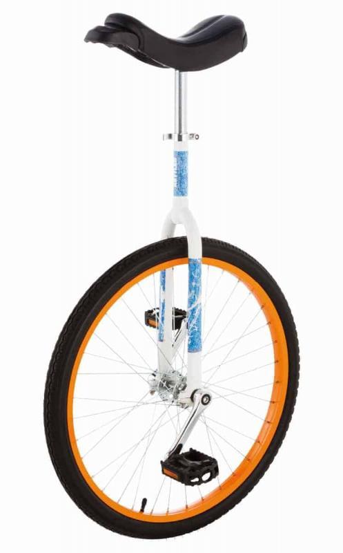 MONOCICLO KETTLER  24 ORANGE + REGALO PROTECCIONES - Monociclo Kettler 24 Orange para principiantes y avanzados.