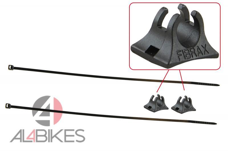 SOPORTES SUJETA CABLES - Soportes para sujetar los cables de freno