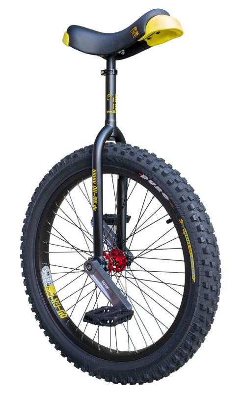 MONOCICLO QUAX MUNI STARTER 24 TRIAL + REGALO PROTECCIONES - Monociclo Quax Muni Starter  24