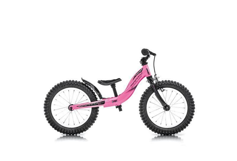 MONTY 202 ROSA  - Monty 202 color rosa y blanca