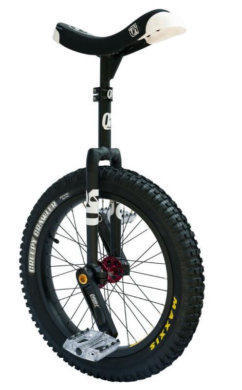 MONOCICLO QX MUNI 19 BLACK + REGALO PROTECCIONES - Monociclo QX Muni 19