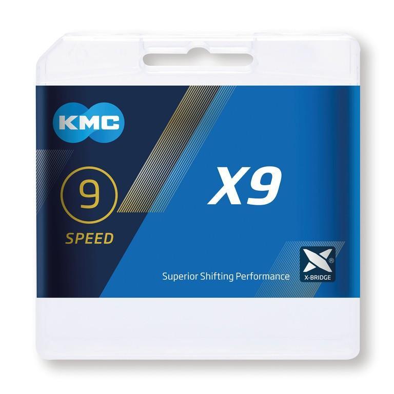 CADENA KMC X9 GREY
