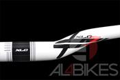 MANILLAR XLC PRO RIDE BLANCO - Manillar XLC Pro Ride Blanco
