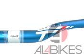 MANILLAR XLC PRO RIDE AZUL - Manillar XLC Pro Ride Azul