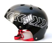 CASCO TRY ALL NUC (NEGRO) T- S/M - Casco biketrial Try All talla s/m negro