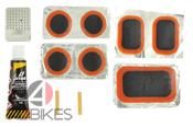 PARCHES PARA BICICLETA JITSIE - Parches para bicicletas Jitsie