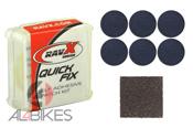 PARCHES AUTO ADHESIVOS RAVX QUICK FIX - Parches auto adhesivos Ravx Quick Fix